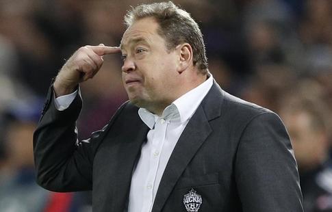 ЦСКА и«Амкар» сыграли вничью в столице России