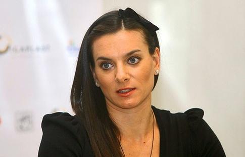 Елена Исинбаева: «Легкоатлеты честно заработали компенсацию запропущенную Олимпиаду»