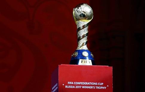 Руководитель ФИФА приедет вКазань нажеребьевку Кубка конфедераций