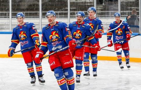 «Йокерит» останется вКХЛ еще натри сезона
