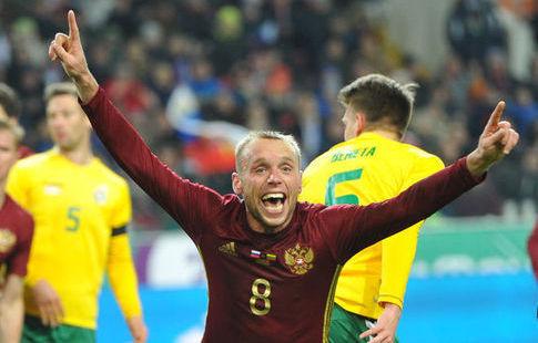 Сборная РФ пофутболу проиграла команде Катара втоварищеском матче