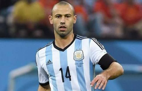 Хавьер МАСКЕРАНО: «Аргентина неможет продолжать падение»