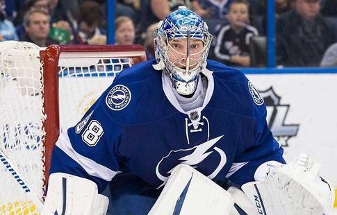 Гол Никиты Кучерова помог «Тампе Бэй» победить «Айлендерс» вматче НХЛ