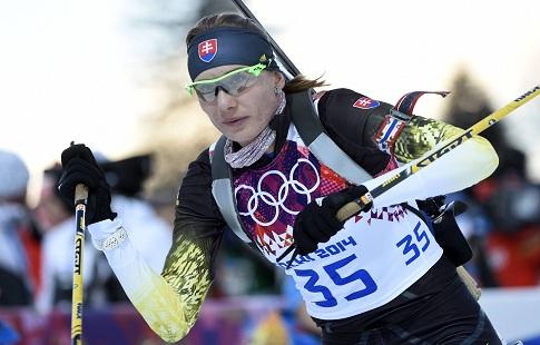 Русская биатлонистка приняла решение озавершении карьеры