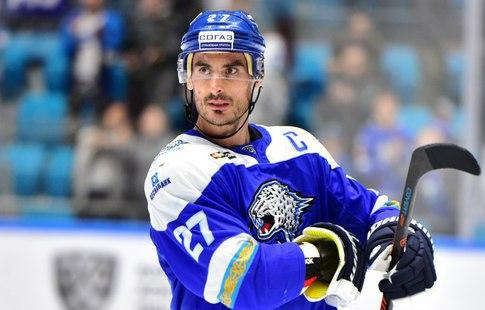 «Барыс» обыграл «Автомобилист», победив впятом матче подряд вКХЛ