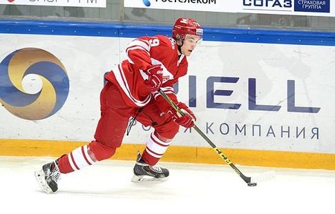Хоккейная «молодежка» уступила канадцам взаключительном матче Суперсерии