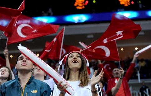 РФ стала партнером Турции наЕвробаскете-2017, сборные сыграют водной группе
