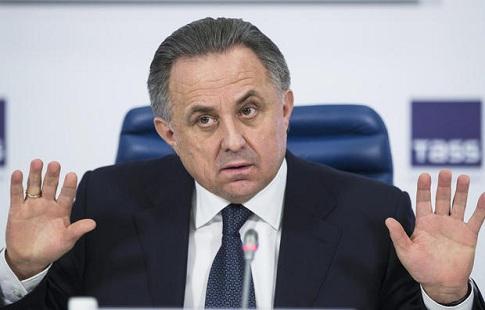 Мутко: «Ведем переговоры сБельгией отоварищеском матче вСочи»
