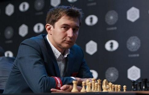 Сергей Карякин: 3-я партия матча сКарлсеном получилась тяжелой