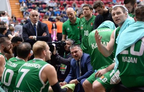 Баскетболисты УНИКСа допустили детские ошибки вконце матча с«Маккаби»— Пашутин