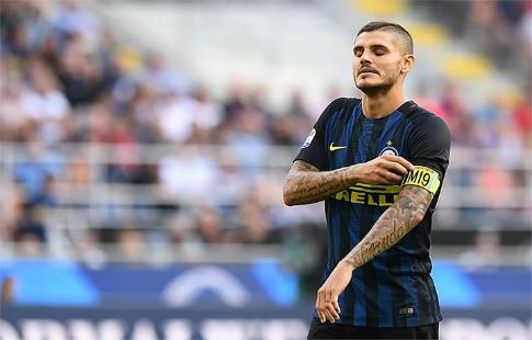 Футболисты «Милана» сыграли вничью 2:2 с«Интером» вчемпионате Италии