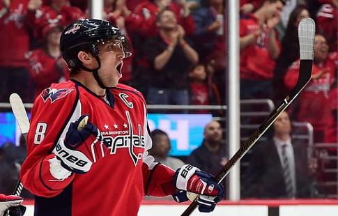 НХЛ: «Вашингтон» обыграл «Сент-Луис», уОвечкина хет-трик, уТарасенко дубль