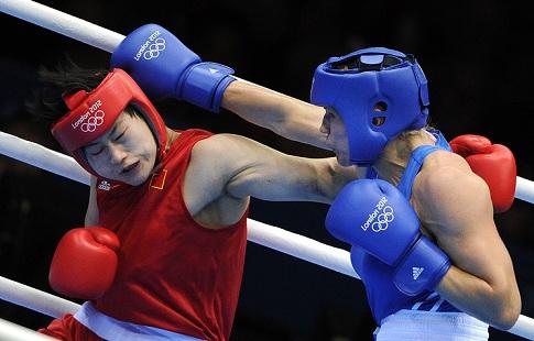 Чемпионка Европы: Тульская боксерша Дарья Абрамова