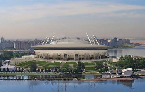 Устранили отставание в300 дней предшествующего подрядчика настадионе— Албин