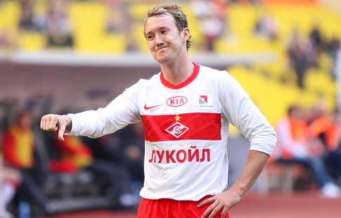Макгиди овыступлении заФК «Спартак»: «Отличный опыт»