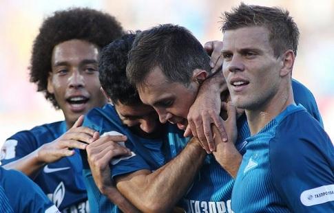 Футболист «Зенита» Кокорин претендует название игрока недели вЛЕ