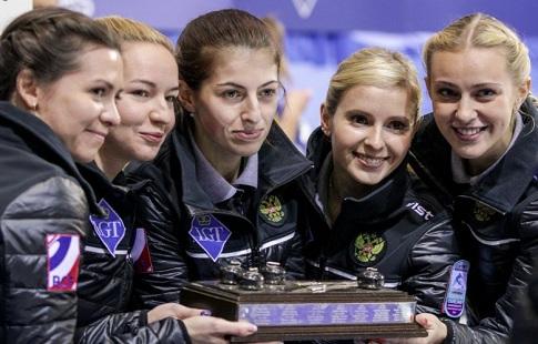 Мужская сборная Швеции покерлингу стала чемпионом Европы, обыграв вфинале норвежцев