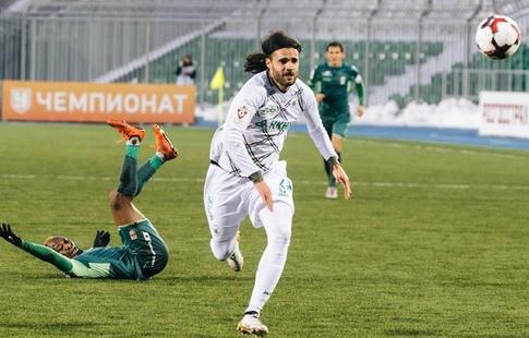 Футболист ЦСКА Вернблум дисквалифицирован наодин матч заудар конкурента локтем