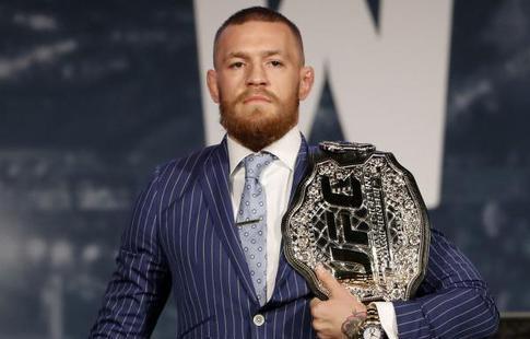Ирландский боец Конор Макгрегор лишен титула абсолютного бойцовского чемпионата вполулегком весе