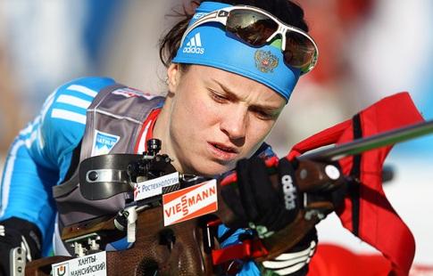 Шипулин «проиграл лыжу» итальянцу— Четвертые вэстафете