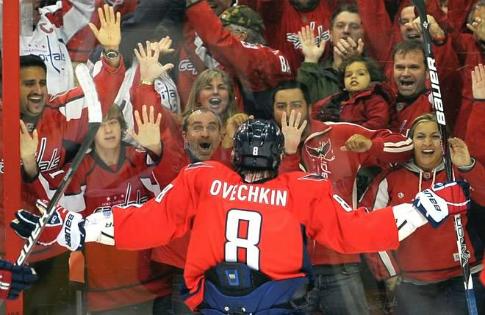 Хоккеист Овечкин стал послом чемпионата мира
