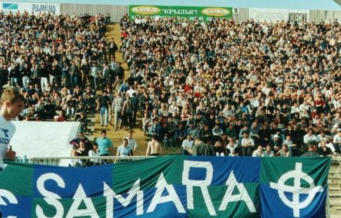Самарские «Крылья Советов» говорили о переносе матча с«Краснодаром»
