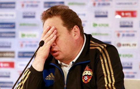 Слуцкий может покинуть ЦСКА 7декабря