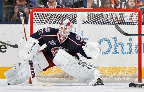 «Коламбус» сБобровским победил «Тампу» сВасилевским вматче НХЛ