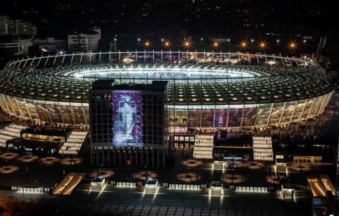 Порошенко дал старт подготовке Киева кфиналу Лиги чемпионов 2018