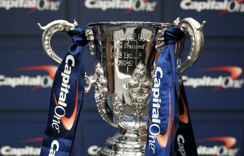 Вполуфинале Кубка британской лиги «Манчестер Юнайтед» сыграет с«Халл Сити»