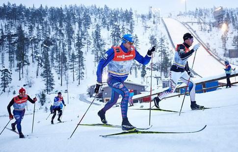Вылегжанин иУстюгов вошли всостав сборной Российской Федерации на 2-ой этапКМ