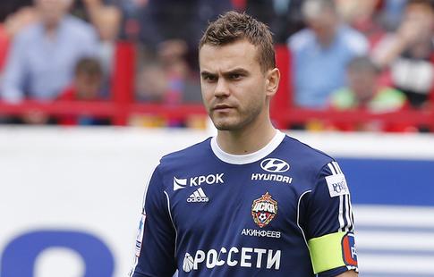 Акинфеев обошел Дасаева иустановил рекорд русского футбола