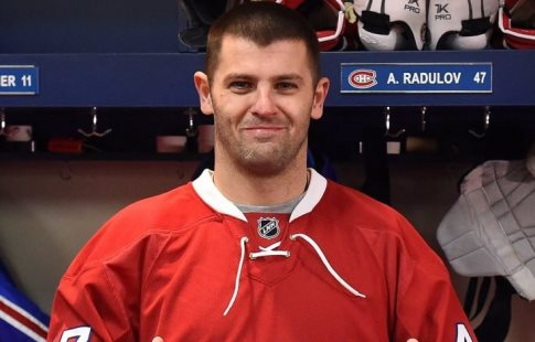 Радулову разбили лицо вматче НХЛ