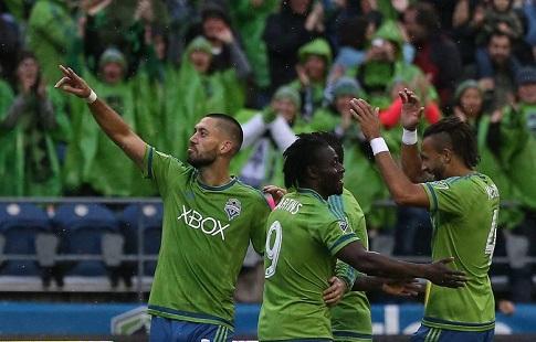 Чемпион MLS: «Сиэтл Саундерс»