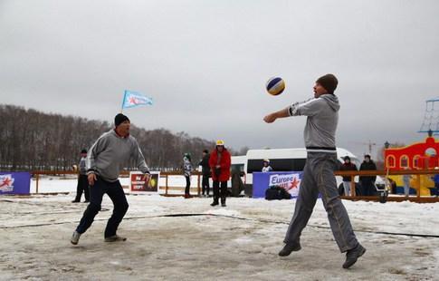 Волейбол наснегу стал официальным видом спорта вРФ