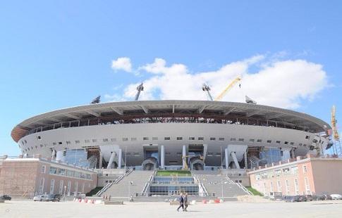 Надостройку «Зенит-Арены» дополнительно выделят 1,5 млрд. руб.