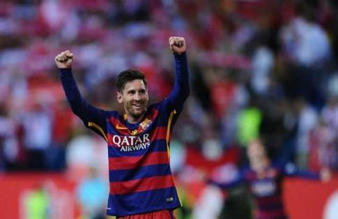 «Барселона» готова предложить Месси 35 млн. евро вгод— Удержать любой ценой