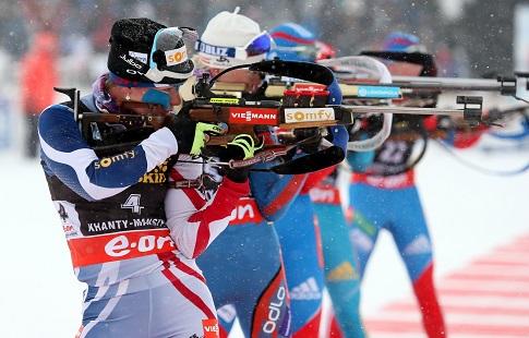Надеюсь, что Шипулин непринимал допинг— Биатлонист Свендсен