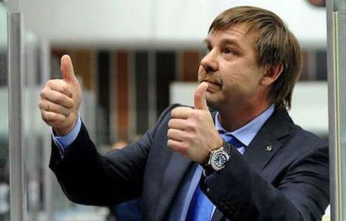 «Усборной РФ было очень много удалений»— Олег Знарок