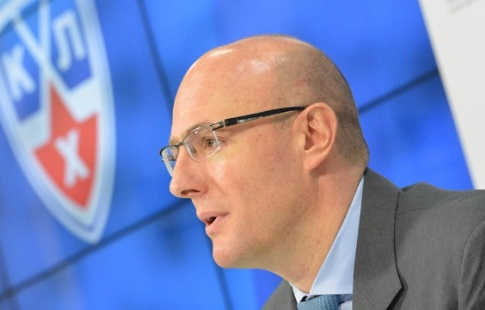 Президент КХЛ поддержал решение Первого канала нетранслировать матч Российская Федерация - Чехия