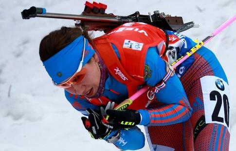 Немка Хорхлер одолела в особой гонке наэтапе Кубка IBU; Бригинец— 44-я