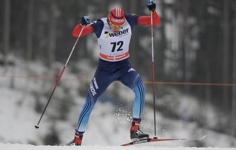 Лыжник Легков одержал победу бронзу вмасс-старте наэтапеКМ воФранции