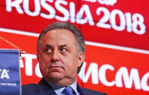 Мутко назвал условие переноса чемпионата мира 2018 года в иную страну