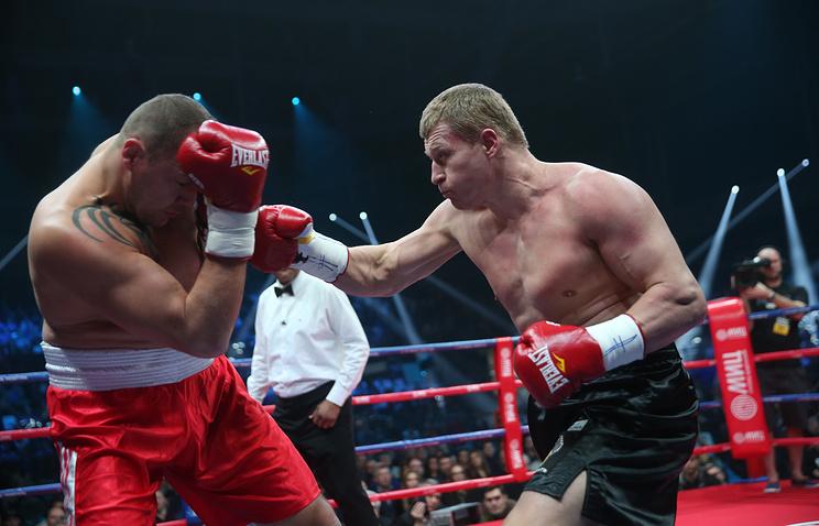 Дон Кинг: Стиверн должен быть объявлен временным чемпионом WBC