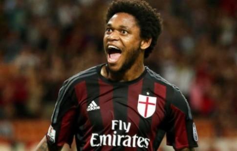 «Милан» согласился реализовать Луиса Адриано «Спартаку» за7 млн. евро