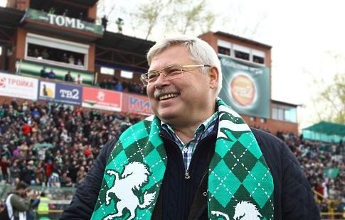 «Что я произнесу бюджетникам, если футболисты получают два млн.?»— Губернатор Томской области