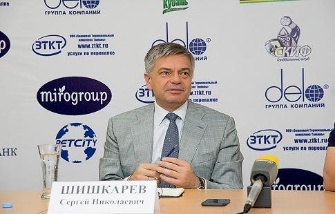 Андрей Лавров вошёл висполком Федерации гандбола РФ