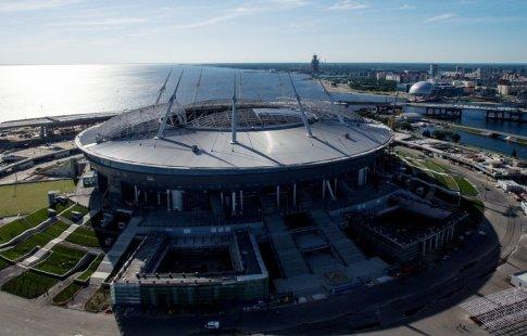 Строительство «Зенит-арены» официально окончено — Метрострой