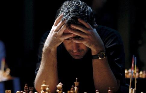 Чемпионат мира побыстрым шахматам: Василий Иванчук лидирует после 2-го дня