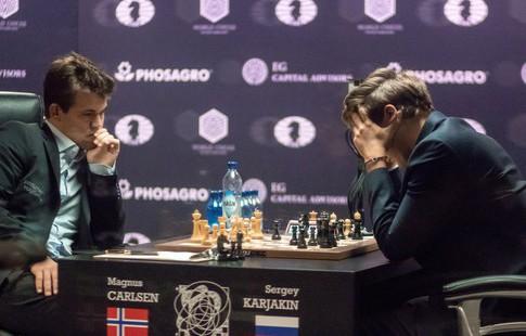 Азербайджанские шахматисты продолжают успешное участие вчемпионате мира побыстрым шахматам